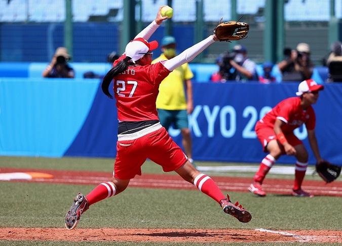 最年少選手の後藤希友投手