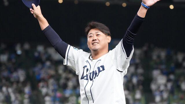 ありがとう松坂大輔